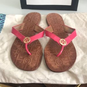 🔥Pink Tory Burch sandals🔥